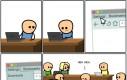 Zatracony w Internecie