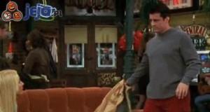 Joey nie dzieli się jedzeniem!