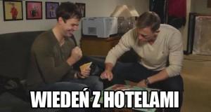 Wiedeń z hotelami