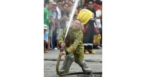Strażak odważny