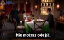 Trudne rozstanie Sheldona