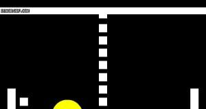 Pac-man w pongu
