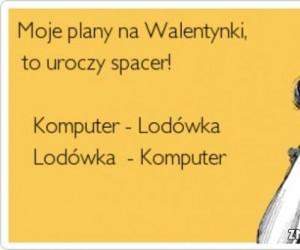 Idealny plan na Walentynki