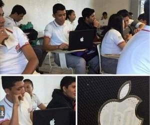 To na pewno Apple?