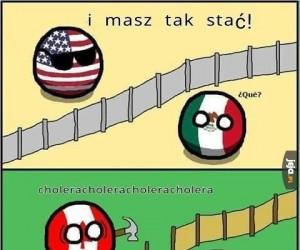 Każdy mur kiedyś runie