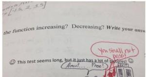 Nauczyciel z poczuciem humoru