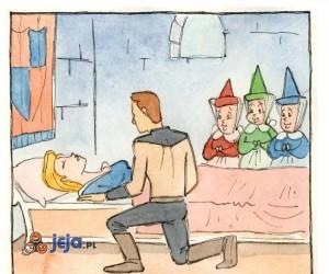 Śpiąca Królewna...
