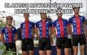 Dlaczego rowerzyści powinni nosić czarne spodenki