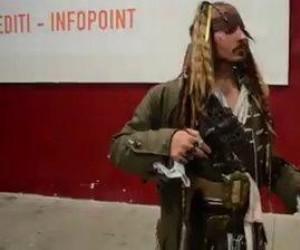 John Snow vs Jack Sparrow