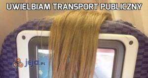 Uwielbiam transport publiczny