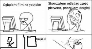 Ech, ten Youtube...
