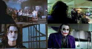 Kruk (1994) vs Mroczny Rycerz (2008)
