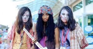 Zdjęcia cosplay'erów z Comic Conu 2014