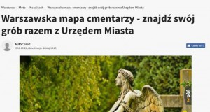 Warszawa dba o mieszkańców