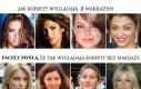 Kobiety i makijaż