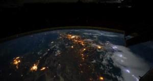 Ziemia z lotu satelity
