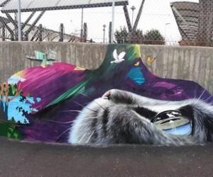 Fascynująca sztuka miejska