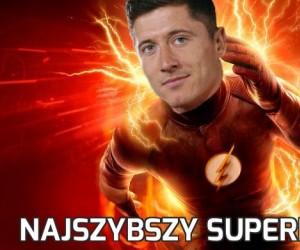 Najszybszy superbohater