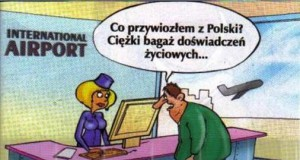 Co przywiozłem z Polski?