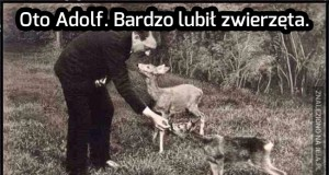 SZOK! Adolf (56 l.): Mógł być leśniczym, został ofiarą!