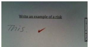 Śmieszne odpowiedzi na testach