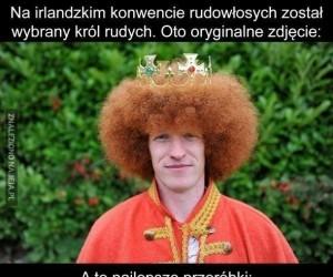 Król rudych