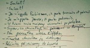 Polski czy francuski?