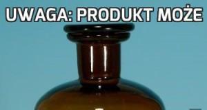 Uwaga: produkt może