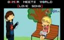 Miłosna piosenka gracza