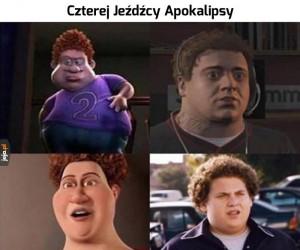 Wyjątkowe postaci