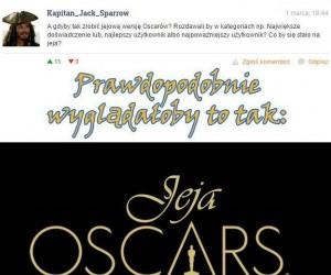 Gdyby zorganizować Jejowe Oscary