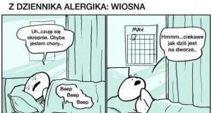 Dzień z życia alergika