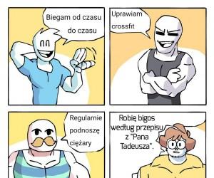 """Codziennie niezmiernie mnie wzrusza przepis na bigos z """"Pana Tadeusza"""""""