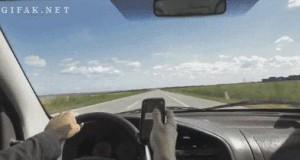 Nie smsuj w trakcie jazdy