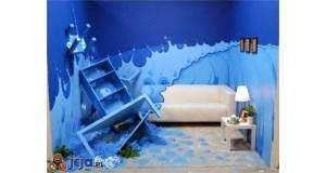 Tsunami w pokoju