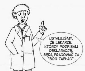 Nowe ustalenie dot. lekarzy