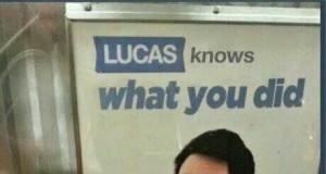 Przemyśl to, Lucas