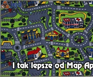 Lepsze od Map Apple