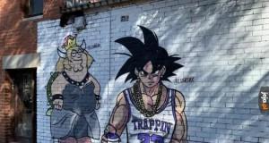Murale są piękne