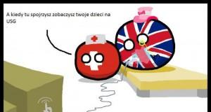 USG Wielkiej Brytanii