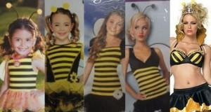 Całe życie nic tylko pszółka i pszczółka...