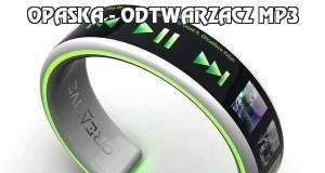 Opaska - odtwarzacz MP3