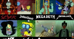 Metal według Spongeboba