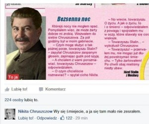 Humor Stalina