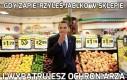 Gdy zapie*rzyłeś jabłko w sklepie