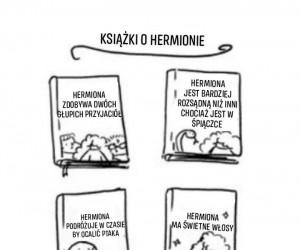 Gdyby Hermiona była główną bohaterką historii o Harrym Potterze