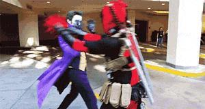 Czas na codzienną dawkę Deadpoola