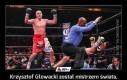 Krzysztof Głowacki został mistrzem świata, nokautując zdecydowanego faworyta Marco Hucka