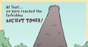 Starożytna wieża