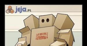Kartony...
